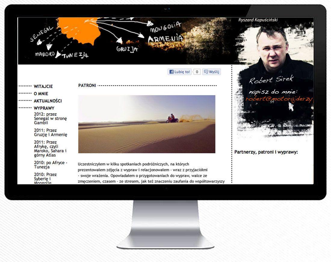 MOTO - Copywriting - teksty na strony internetowe