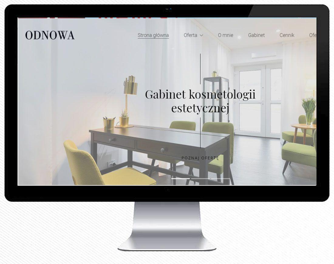 ODNOWA - Copywriting - teksty na strony internetowe
