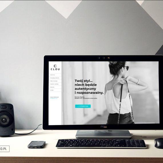 strona internetowa, kreowanie wizerunku, zdjęcia, copywriting, teksty, layout, wdrożenie, moda