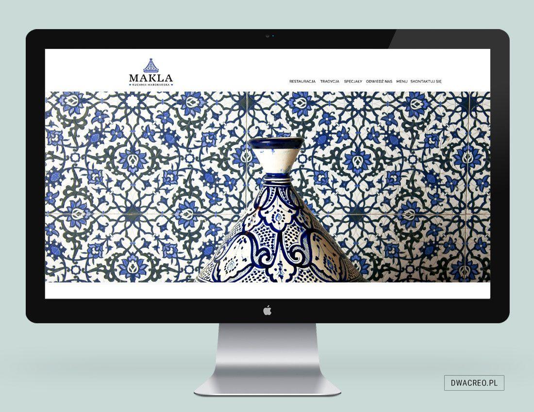 strony internetowe, makla, maroko, sklepy, blogi, projekt graficzny, szablon, copywriting