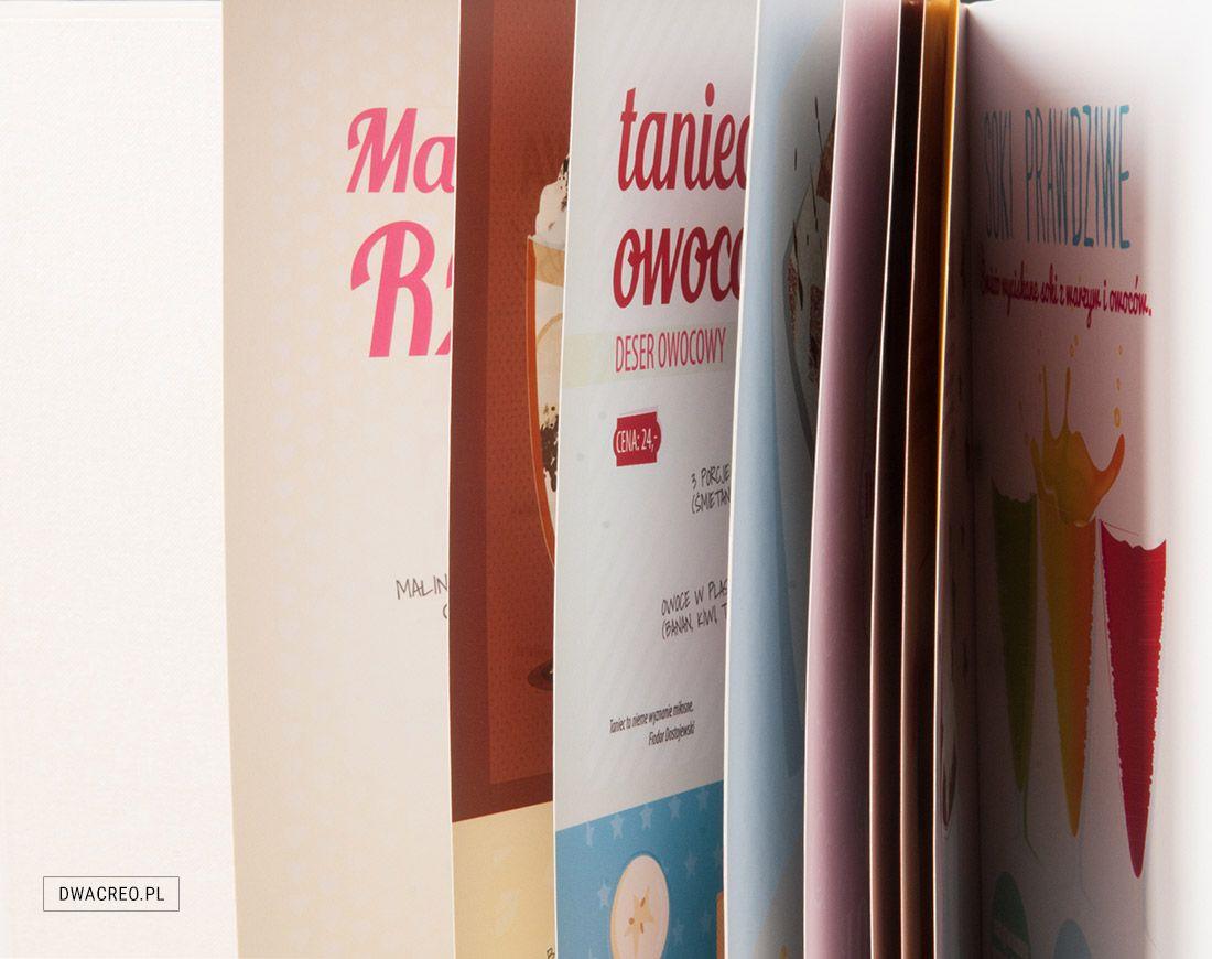 menu, lodziarnia, Lody Prawdziwe, Warszawa, autorskie, design, unikalne, nowoczesne