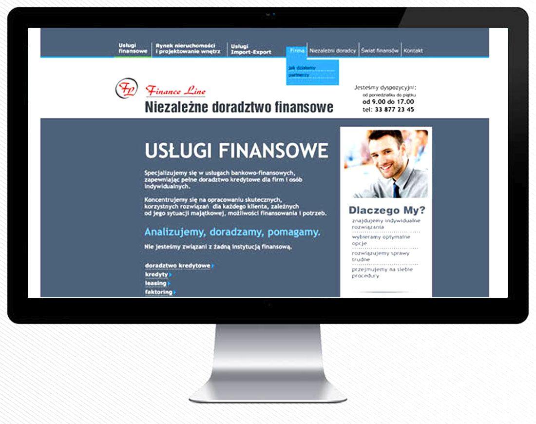 fin 1 - Copywriting - teksty na strony internetowe