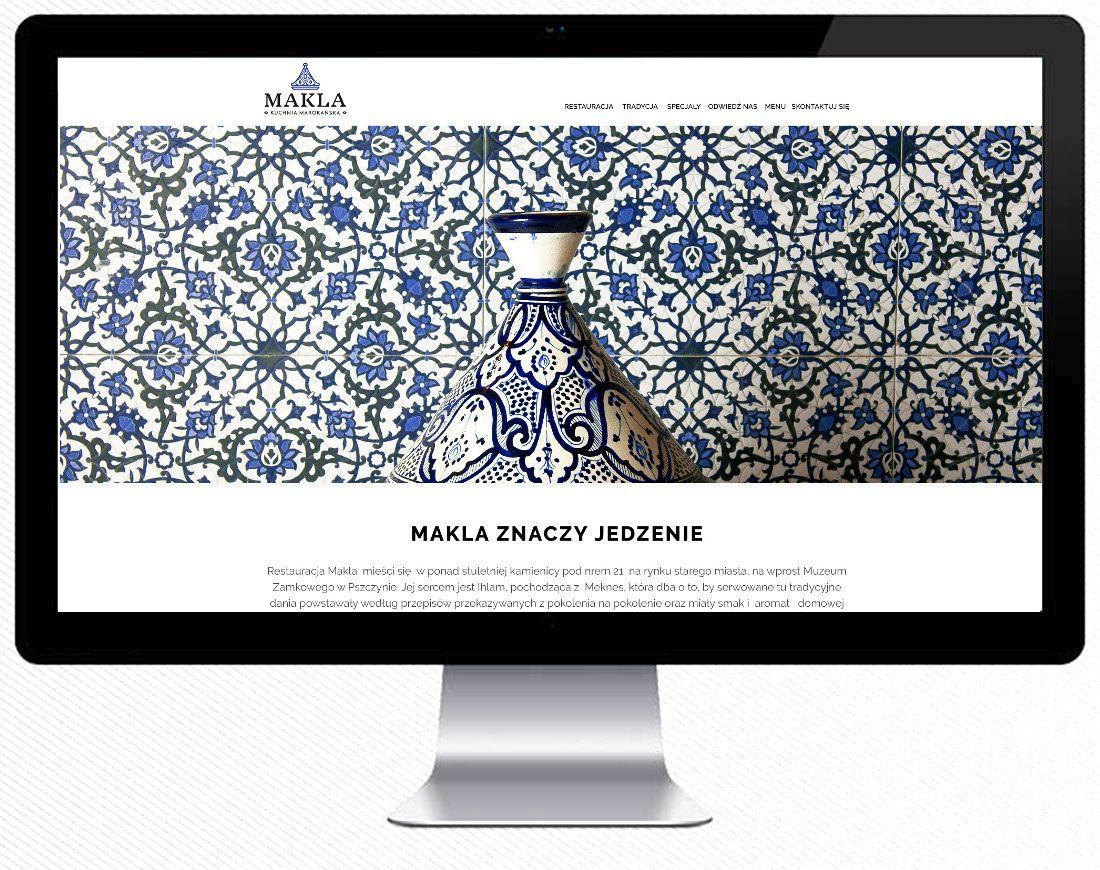 makla - Copywriting - teksty na strony internetowe