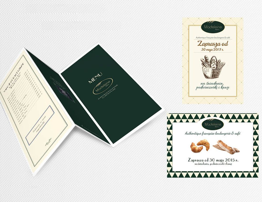 menu piekarnia - design - 2Creo-DwaCreo-agencja reklamowa - agencja kreatywna