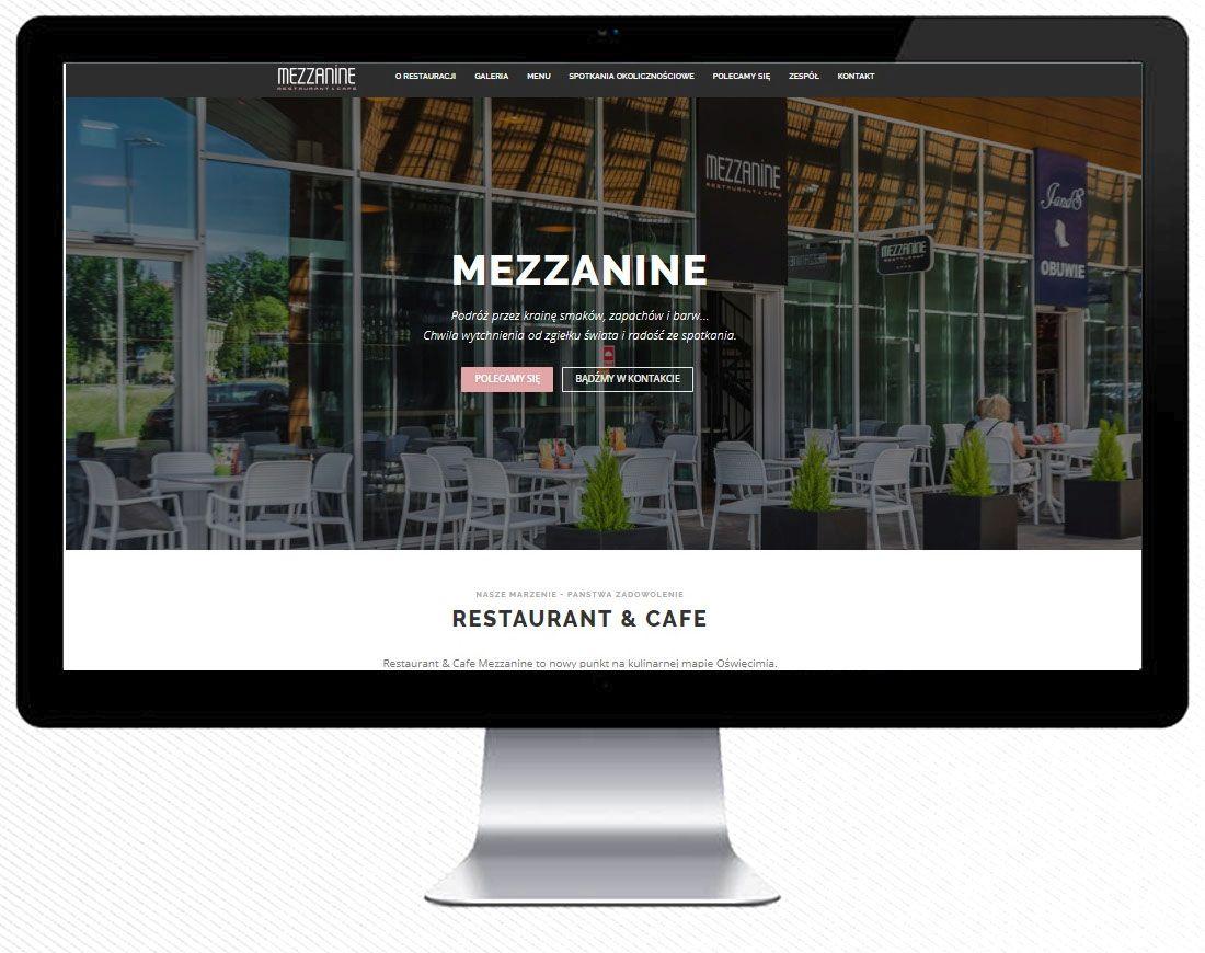 mezzo - Copywriting - teksty na strony internetowe