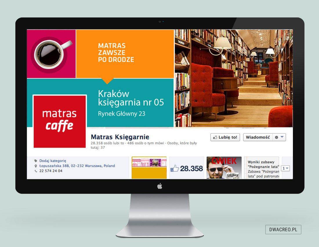 matras ksiegarnie - design - 2Creo-DwaCreo-agencja reklamowa - agencja kreatywna