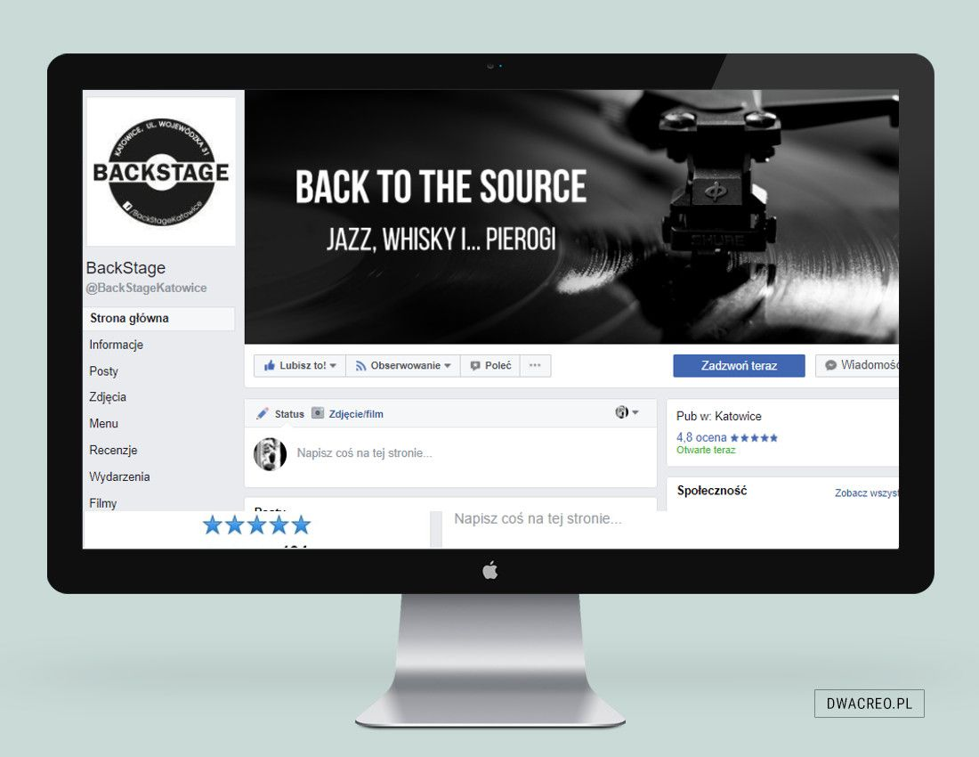 social media - design - 2Creo-DwaCreo-agencja reklamowa - agencja kreatywna