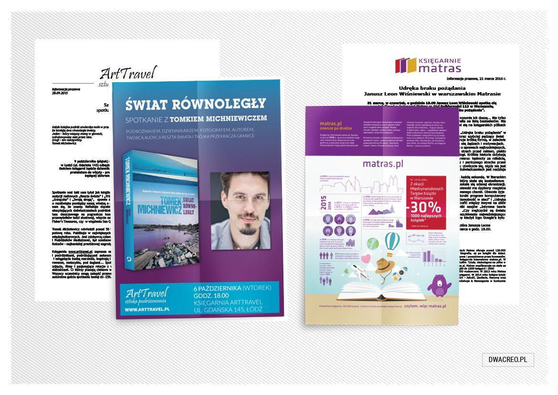 Copywriting - teksty na strony internetowe, SEO Copywriting, hasła reklamowe, naming, teksty na FB, Social Media Marketing, Public Relations - sprawdź.