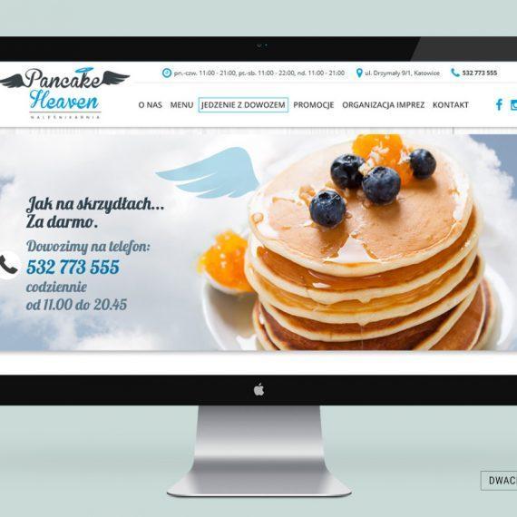 dwacreo pancake6 570x570 - Dla gastronomii