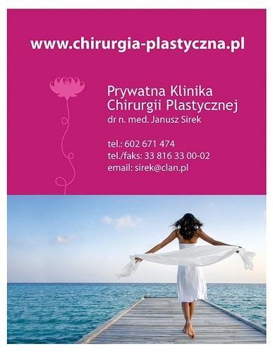 klinika chirurgi plastycznej reklama - DwaCreo