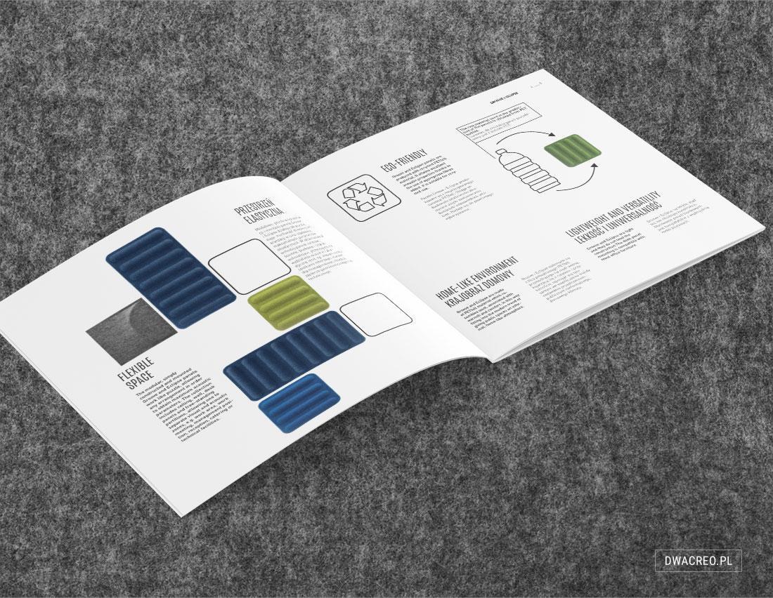 katalog, firmowy, projekt, tekst, reklama, promocja