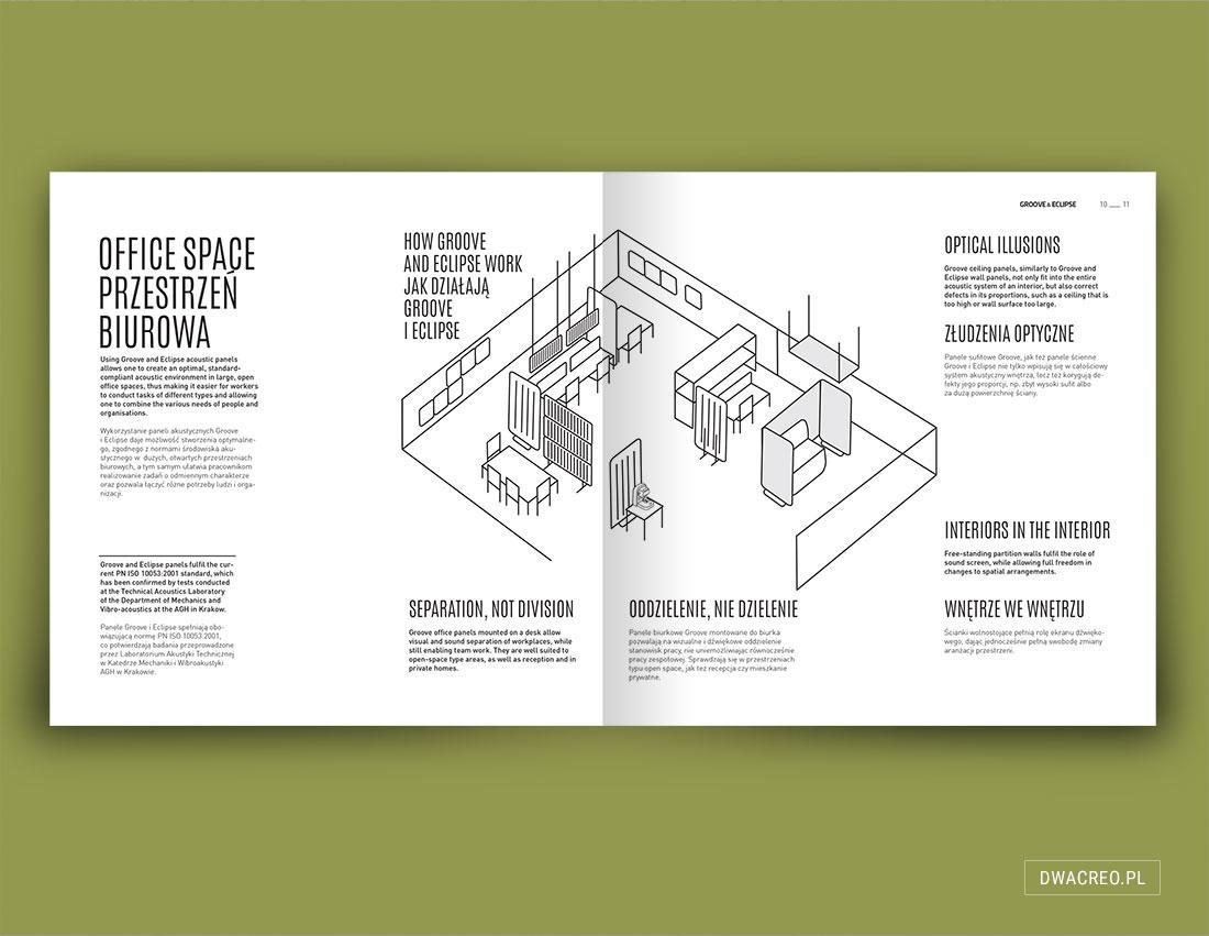 katalog, firmowy, produktowy, grafika, copy, projekt
