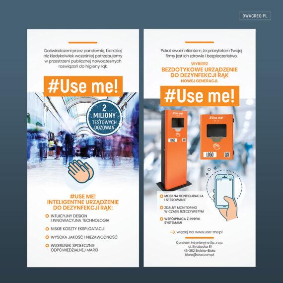 CISC UseMe Dl 1080x1080 570x570 - Urządzenie do dezynfekcji rąk