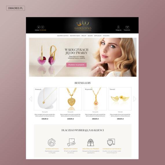 Golden Insta 1080x1080 1 570x570 - Sklep z biżuterią